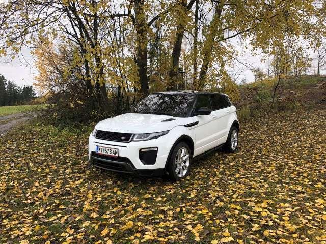 Land Rover Range Rover Evoque HSE Dynamic 2,0 TD4 Aut.